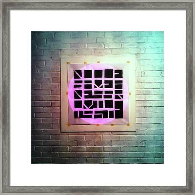Twelve - Wall Framed Print