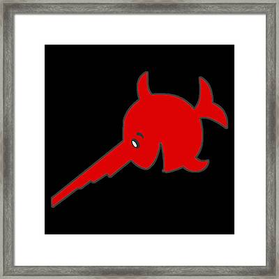 Uboat Swordfish Framed Print