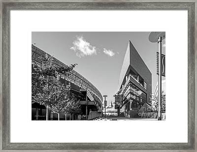 University Of Cincinnati Main Street Framed Print