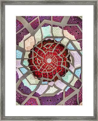 Untitled Meditation Framed Print