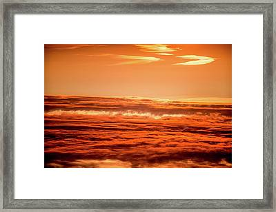 Framed Print featuring the photograph Upside Down by Onyonet  Photo Studios
