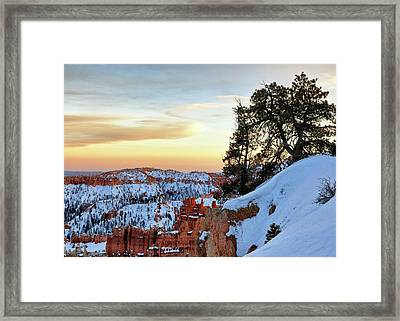 Framed Print featuring the photograph Utah Magic by Nicholas Blackwell