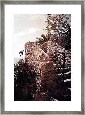 Framed Print featuring the photograph Vacation Mood by Randi Grace Nilsberg