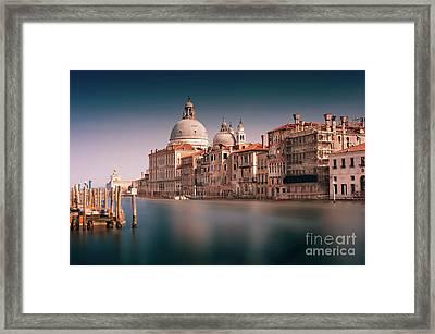 Venice Grand Canal Framed Print
