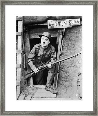 Vermin Club Framed Print by Archive Photos
