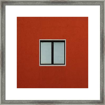 Verona Windows 2 Framed Print