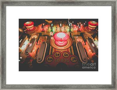 Eight ball Delux Pinball Game Satin Canvas Fabric Printed Poster Wall Art Topper