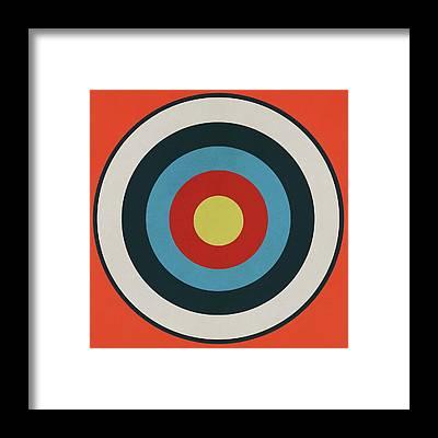Archery Framed Prints