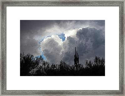 Framed Print featuring the photograph Visions Beyond by Rick Furmanek