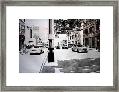 Wabash Framed Print