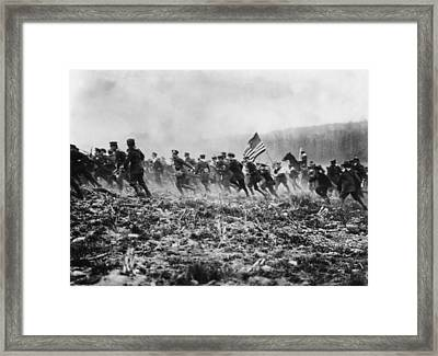 War Ready Framed Print by Topical Press Agency