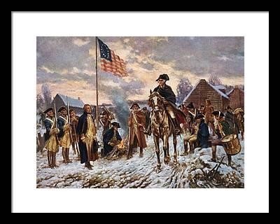 Revolutionary Framed Prints