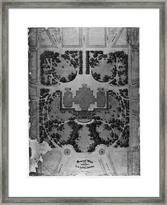 Washington Dc Framed Print by Fotosearch