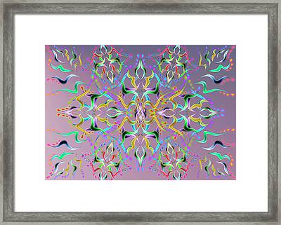 Wave Medium Framed Print