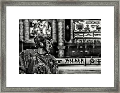 Framed Print featuring the photograph Welcome To Impossible by Michael Rogers