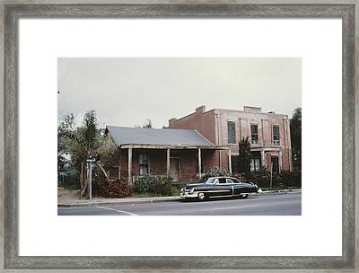 Whaley House Framed Print by Harvey Meston