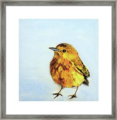 What's Next? Framed Print by Anne Lewis