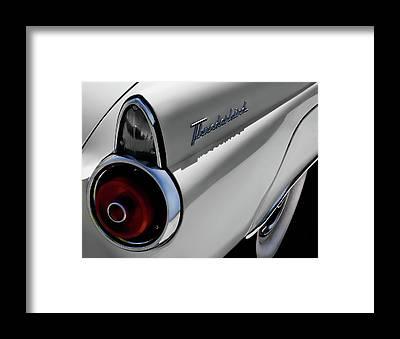 Thunderbird Framed Prints