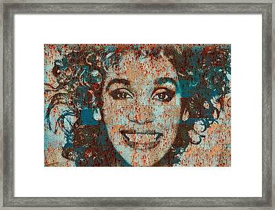 Whitney Love Framed Print