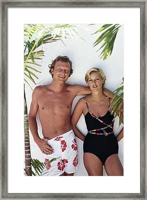 Windermere Island Framed Print