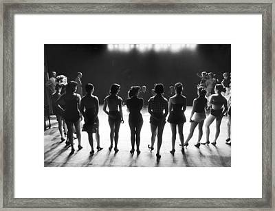 Wish You Were Here Framed Print by Slim Aarons