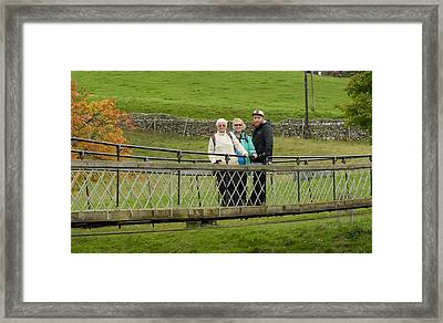 Yorkshire Framed Print