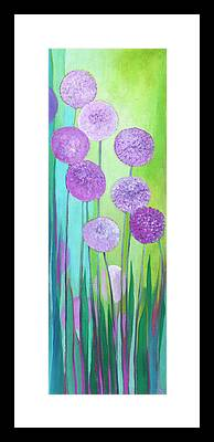 Allium Art Fine Art America
