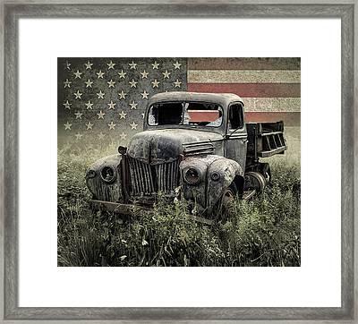 Old Truck Framed Art Prints Fine Art America