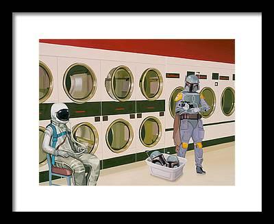 War Framed Prints