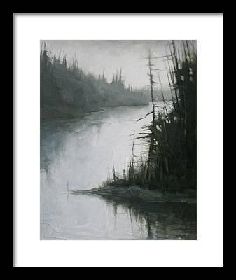 Mary Jo Van Dell Framed Prints