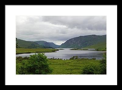 Ireland Landscapes Framed Prints