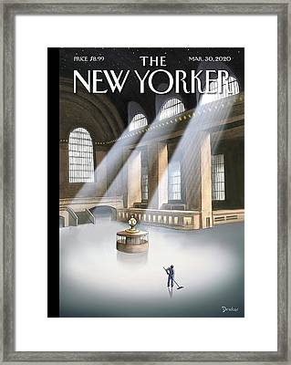 Grand Central Terminal Framed Art Prints Fine Art America