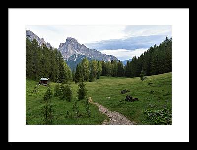 Cortina Framed Prints