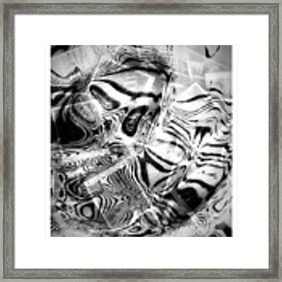 Africa Framed Print by Visual Artist Frank Bonilla