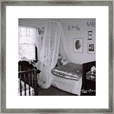 Emily Ashley Isabella Ava Framed Print by AnnaJanessa PhotoArt