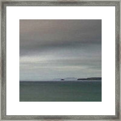 Shades Of Grey Framed Print by Julian Perry