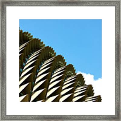 The Roof  Framed Print by Yew Kwang