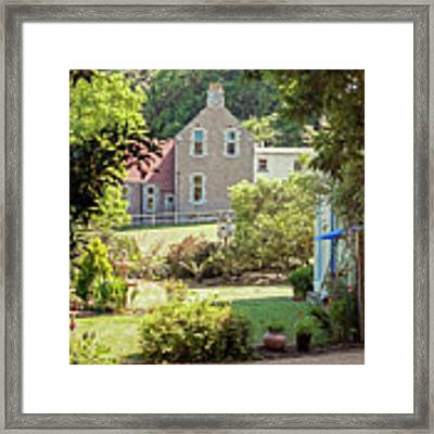 typical English country side Framed Print by Ariadna De Raadt