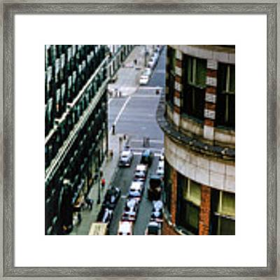 6th And Superior - Cleveland Framed Print by Samuel M Purvis III