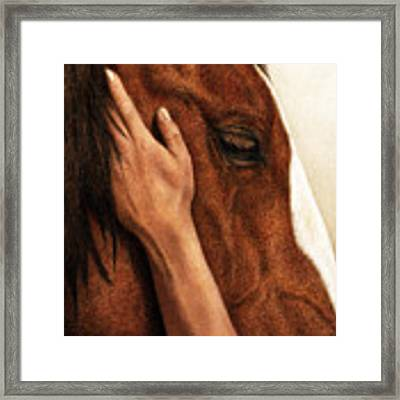 A Quiet Moment Framed Print by Pat Erickson