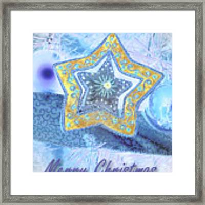 A Star Is Born Framed Print by Kate Word