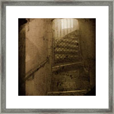 Aachen, Germany - Cathedral - No Passage Framed Print by Mark Forte