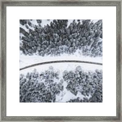 Alps Vibes Framed Print by Kimon Maritz