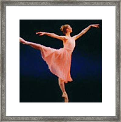 Arabesque Framed Print by Rosario Piazza