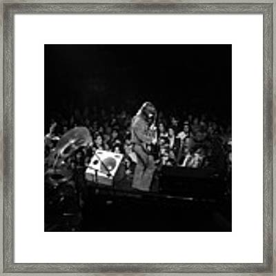 Ars#12 Framed Print by Ben Upham
