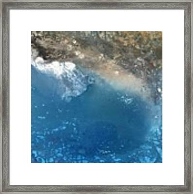Bajamar Framed Print by Antonio Romero