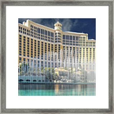 Bellagio Framed Print by Scott Cordell
