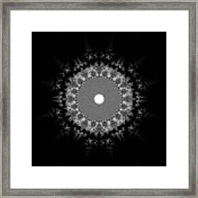 Black And White 236 Framed Print by Robert Thalmeier
