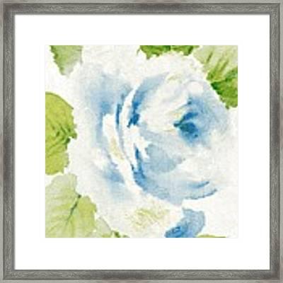 Blossom Series No.7 Framed Print by Writermore Arts
