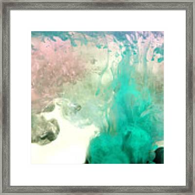 Blue Framed Print by Katie Miller